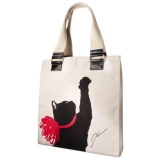 Jason Wu For arge Womens Milu Ca Canvas oe Bag Purse Handbag