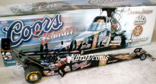 NHRA Scott Kalitta 1 16 Milestone Jesse James Top Fuel Nitro Dragster
