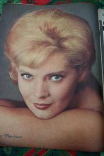 1962 Demongeot Liz Taylor Richard Burton Michael Craig