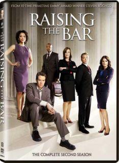 Raising The Bar TV Complete Season 2 4 DVD Box Set New 031398121282