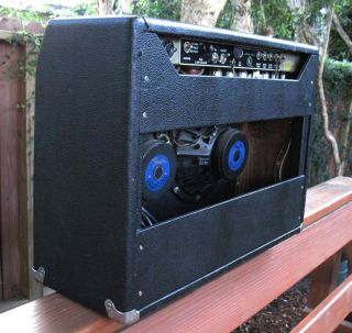 Fender Vibrolux Reverb Amp ~ From The James Tyler Amplifier Collection