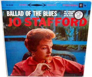 Lot 27 Jazz Vocalist LPs Vocals Billie Holiday Frank Sinatra Helen