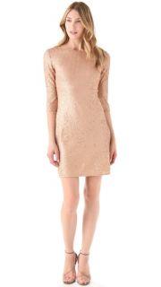 Susana Monaco Sequined Sheath Dress