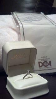 Jareds Diamond Heart Promise Ring