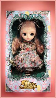 Japan groove pullip dal byul stefie fashion doll blythe for Alice du jardin pullip
