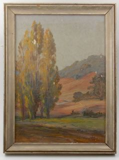 Jean Jacques Pfister California Landscape Painting