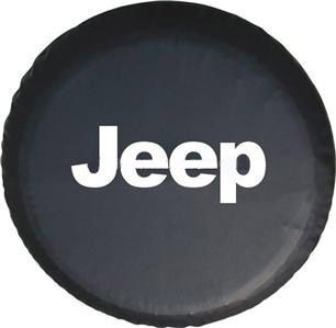 Jeep Wrangler Liberty Spare Wheel Tire Cover 02 05MODEL