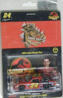 Jeff Gordon 1997 Jurassic Park 1 64 Action Car