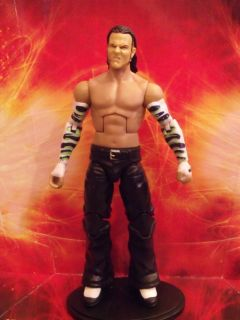 WWE TNA Mattel Elite Custom Jeff Hardy Used Action Figure