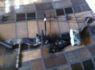 PSE Nova Compound Bow 60 Pound No Reserve