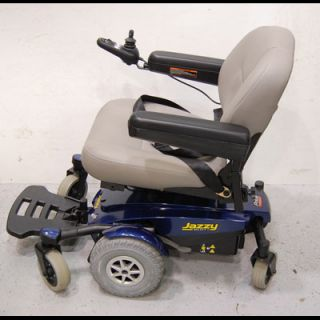 Pride Jazzy Select 6 Powerchair Wheelchair Mobility Scooter Illinois