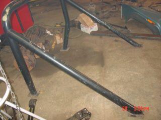 Jeep Scrambler Factory Roll Bar CJ 8 CJ8 Cage Tube