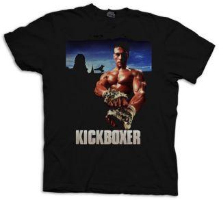 Jean Claude Van Damme Dam T Shirt Kickboxer JCVD 6 Designs s M L XL