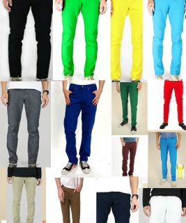Made in USA Skinny Jeans for Men Top Quality