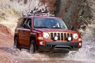 Jeep Patriot Lift Kit Compass