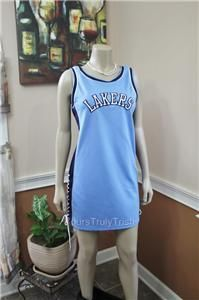 NBA Hardwood Classic NBA Jersey Dress