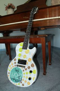Epiphone Les Paul Junior Model Signed by Jeremy Camp