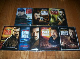 Jesse Stone 7 DVD set Brand New The Complete Series Innocents Lost 6