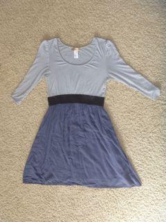 Criss Cross Francescas 3 4 Sleeve Dress Size s Small