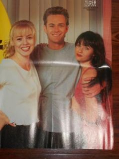 Pull Out 80s 90210 Joey Lawrence Pinup Jennie Luke Shannon