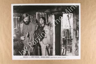 Photo Robert Redford Delle Bolton Jeremiah Johnson