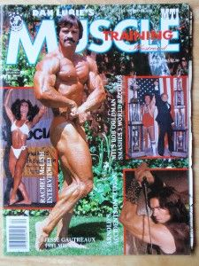 Muscle Training Bodybuilding Magazine Jesse Gautreau Arnold Rachel