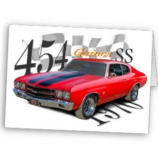 454 SS CARD