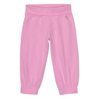 NWT OshKosh Toddler Girls Light Pink Jersey Stretch Yoga Pants