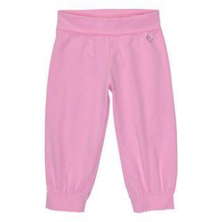 NWT OshKosh Toddler Girls Light Pink Jersey Stretch Yoga Pants