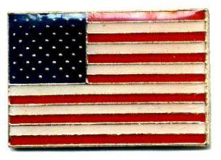 Patriotic American Flag USA Lapel Pins TG4576