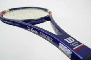 Tour Classic 6 6 Tennis Racket Jim Courier L2 Mid 85 Midsize PS