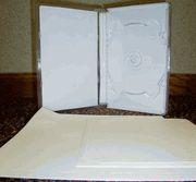 100 Super King DVD Jewel Case Artwork Cover Inserts MB9