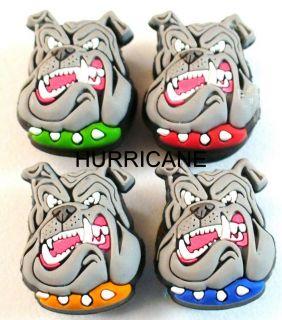Bulldog Authentic Jibbitz Shoe Charms Fit Crocs