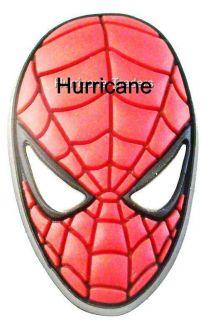 Spiderman Face Genuine Jibbitz Shoe Charms Fit Crocs
