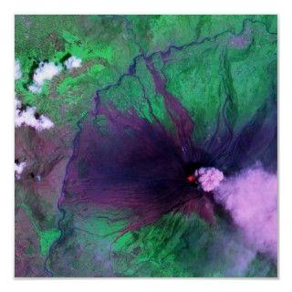 Tungurahua Volcano in Ecuador Print