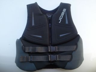 Jobe Neoprene Life Vest Jet Ski Vest Jacket Adult XL and USCG Approved