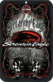 Harley Davidson® Screamin Eagle Styrene Sign HARLNV0070 New