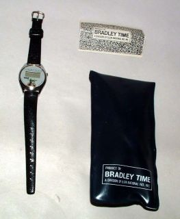 1978 BRADLEY STAR WARS YODA DIGITAL CHILDS WRIST WATCH MINT IN BOX