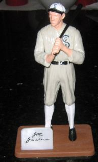 Shoeless Joe Jackson Chicago White Sox Southland Figure with Stand