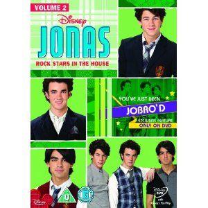 Jonas Brothers Season Series 1 Volume 2 DVD New SEALED 8717418247539