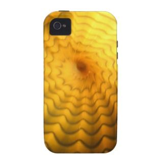 iphone Yellow Abstract Tough Case iPhone 4/4S Cases