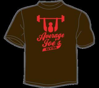 Average Joes Gym T Shirt Women Funny Vintage Dodgeball