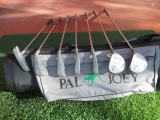 PAL JOEY JR. PRO (CHILDRENS) Golf Clubs and Bag, RH, EXCELLENT