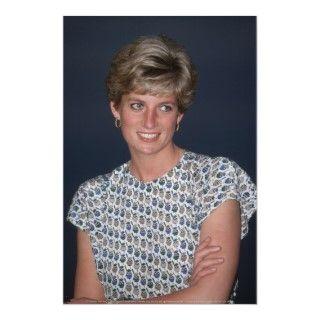 Poster No.3 Princess Diana visits Rio de Janeiro during her Royal Tour