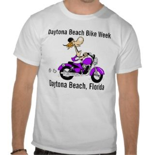 Daytona Beach Bike Week Tees