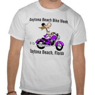 Daytona Beach Bike Week Tees