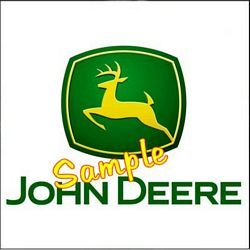 John Deere 4x4 Gas Vinyl Stickers Oil Decals Gasoline Pump Signs