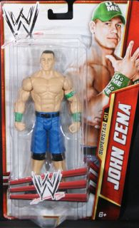John Cena WWE Series 24 Mattel Toy Wrestling Action Figure
