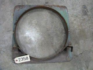 John Deere B Fan Shroud ID 2358