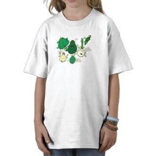 Guacamole santo camiseta de Zazzle